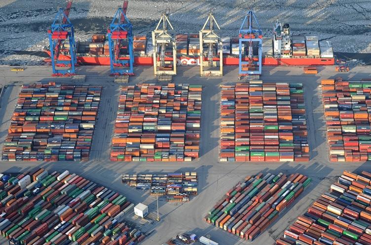 Portgraphic Towards A Rotterdamisation Of The European