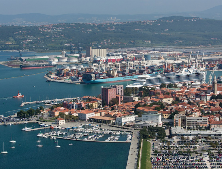 Port cooperation in the North Adriatic ports