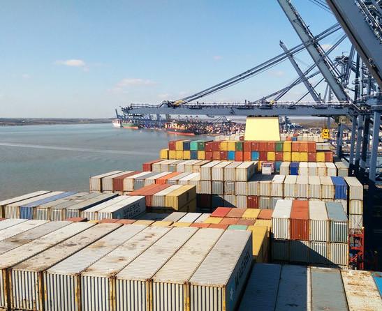Evolution of containerships – PortEconomics