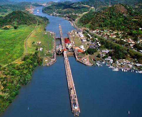 The Panama Canal Expansion They Dug It Will They Come