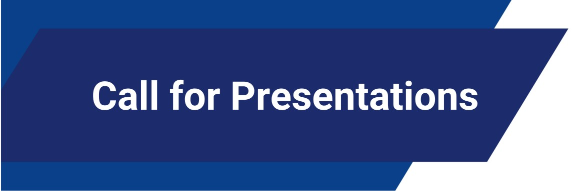1Call for Presentations