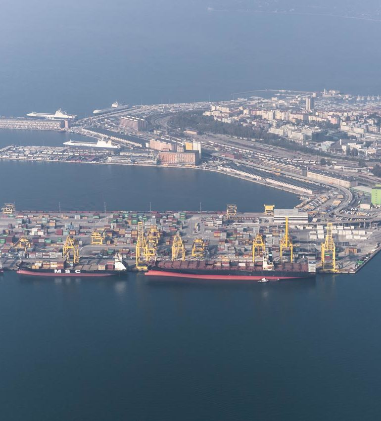 Financial operators in ports: typologies, objectives & entry