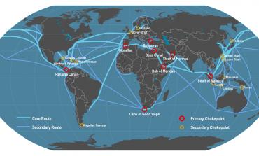Future maritime trade flows