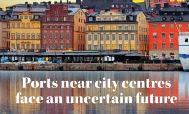Ports near port cities face an uncertain future
