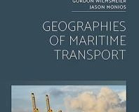 New book: geographies of maritime transport
