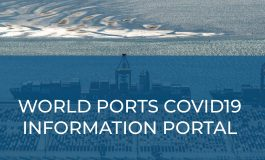 Weekly barometer οn COVID-19 economic impact on ports at world ports info portal