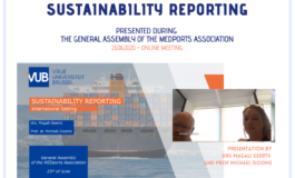Sustainability reporting: international setting