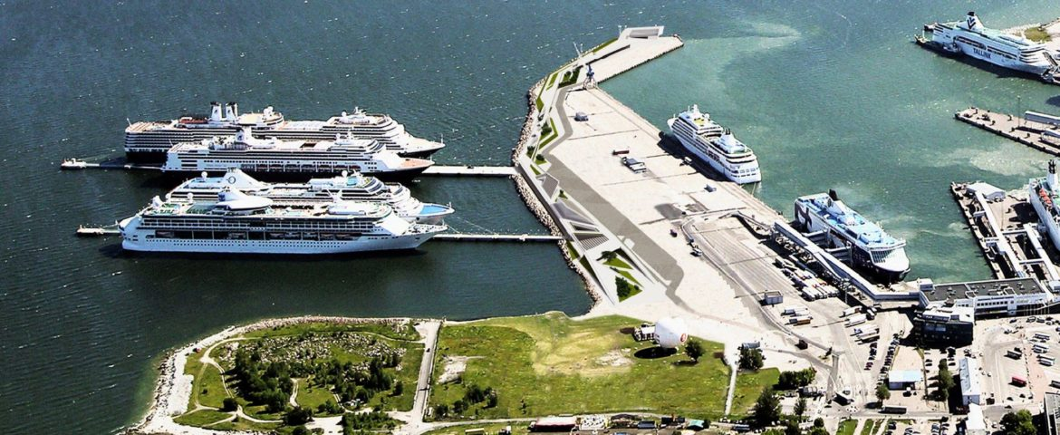 Green strategies in the cruise industry