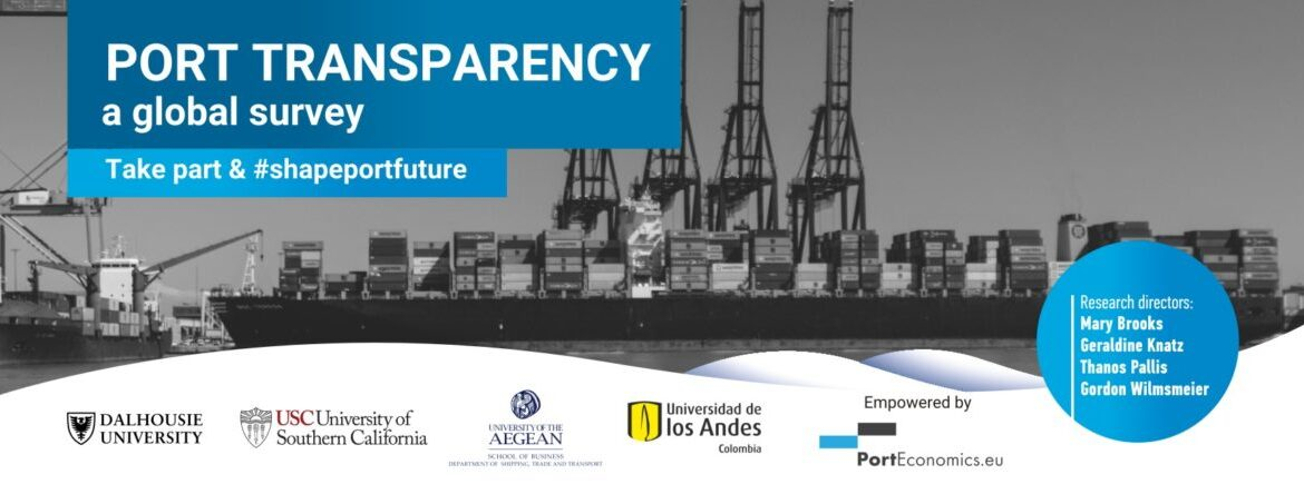 Port Transparency: a global survey