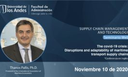 [Webinar] The COVID-19 crisis:  distributions and adaptability of maritime transport supply chains
