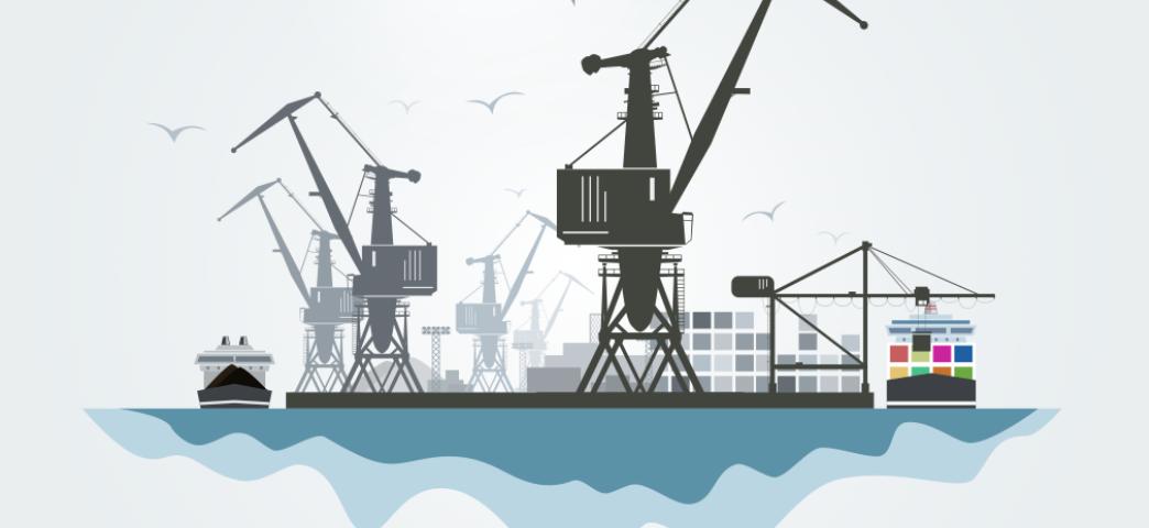 Future scenarios for maritime transport in Europe
