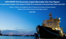 IAPH-WPSP Port Economic Impact Barometer One Year Report makes way for new IAPH Global Port Tracker